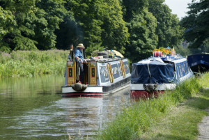 Canal Boat Tales with The Reluctant Raw Foodist