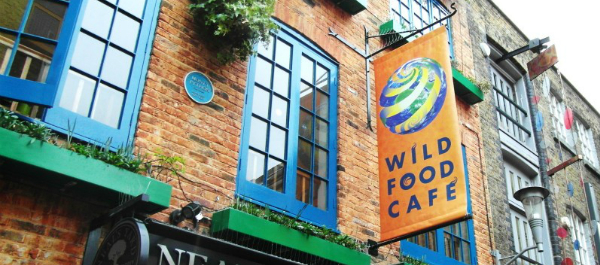Wild Food Cafe and The Reluctant Raw Foodist